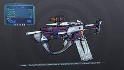Craftie SMG 70T Blue None