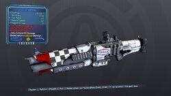 Juicy Torguemada 70 Blue Explosive