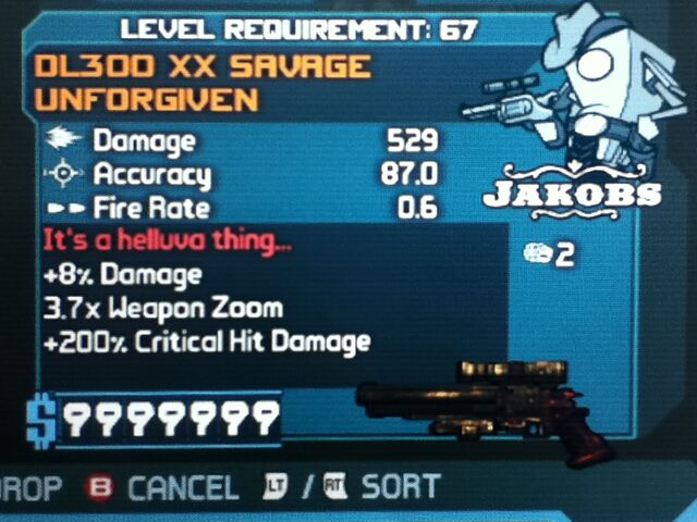 File:DL300 XX SAVAGE UNFORGIVEN.JPG
