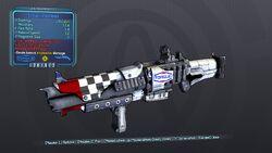 Casual Torguemada 70 Blue Explosive