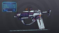 Craftie SMG 70B Blue None