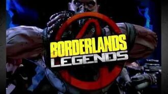 Borderlands Legends Launch Trailer