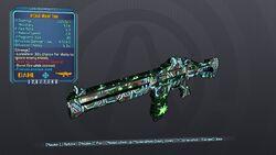 Attack Major Tom 70L Orange Cryo