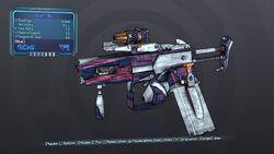 Reddy SMG 70M Blue None