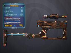 Clean Gunerang LV19