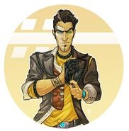 Handsome Jack (past & present)