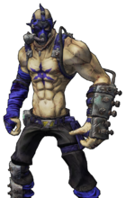 BL2-Krieg-Skin-I'M A MEAT THROWING STAR.png