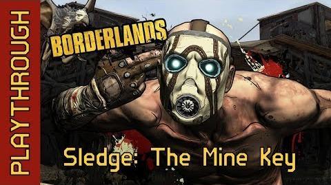 Sledge The Mine Key