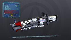 Hard Torguemada 70 Blue Explosive