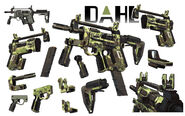 Dahl SMG breakdown