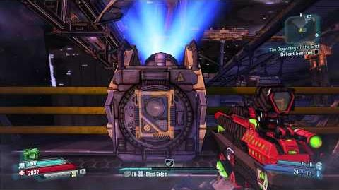Borderlands The Pre-Sequel ... Honorary Foreman Challenge