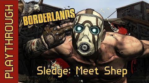 Sledge: Meet Shep