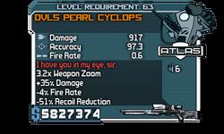 DVL5 Pearl Cyclops 917