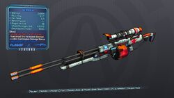 The Machine 70 Blue N Shock