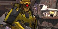 Hyperion Soldier (Borderlands 2)