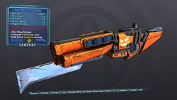 Bad Touch Jack-o'-Cannon 70 Blue Explosive