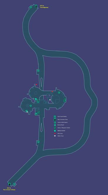 T-Bone Map