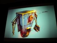 Borderlands claptrap 49548 screen