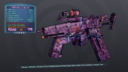 Cutie Killer 70 Pink Fire R