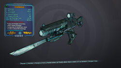 Legendary Laser Excalibastard