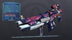 Battler Boganella 63 Blue Cryo