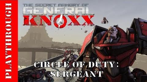 Circle of Duty: Sergeant
