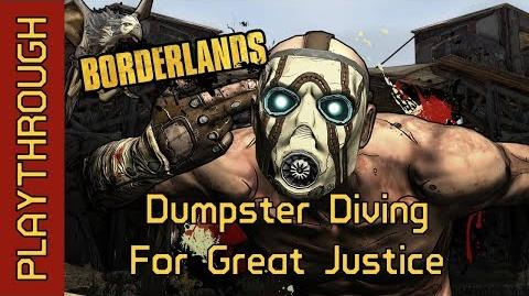 Dumpster Diving For Great Justice