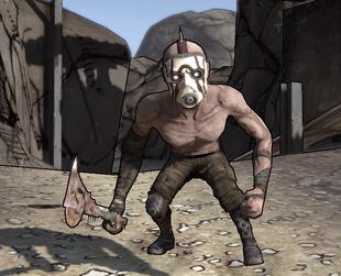 Mutant Midget Psycho