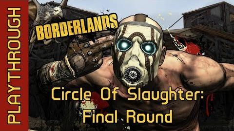 Circle Of Slaughter Final Round