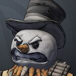Snowborg