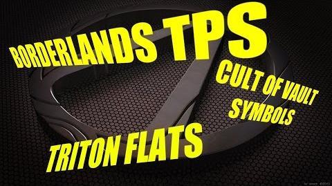 Vault Symbols-Triton flats (Borderlands TPS)