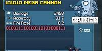 Eridian Mega Cannon