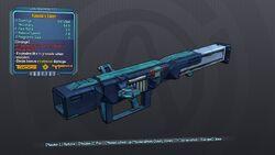 Kaneda's Laser 70A Orange Explosive