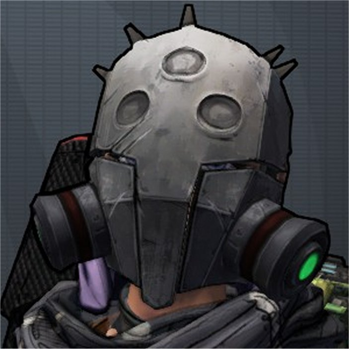 Bounty Hunter(head)