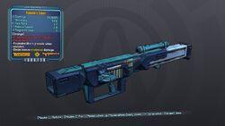 Kaneda's Laser 70FR Orange Explosive