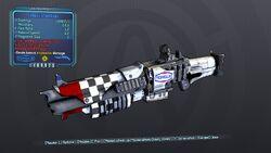 Lumpy Torguemada 70 Blue Explosive