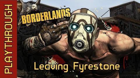 Leaving Fyrestone