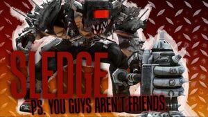Sledge shot01