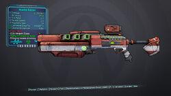 OP8 Reactive Butcher