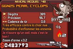 GGN25 Pearl Cyclops