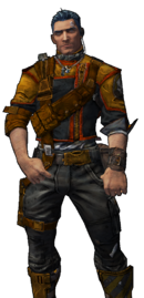 BL2-Axton-Skin-Fire and Forget
