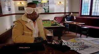 Bo' Selecta! Ken West