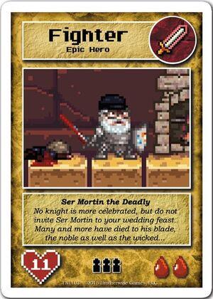 Ser Mortin the Deadly