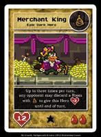 Merchant King Custom Card by JustSparky