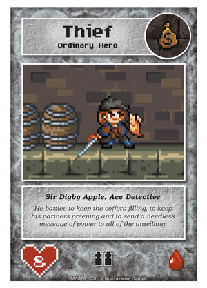 BMA078 Sir Digby Apple, Ace Detective
