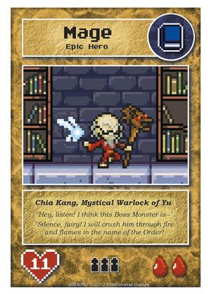 BMA090 Chia Kang, Mystical Warlock of Yu