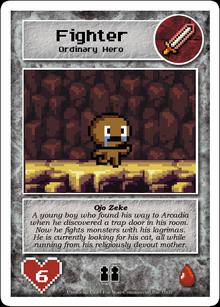 Ojo Zeke card