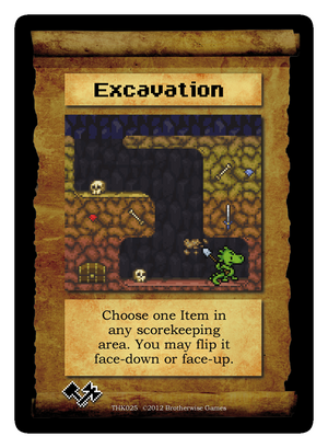 THK025 - Excavation