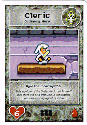 BMA059 Kyle the Incorruptible