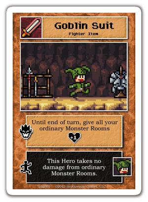 THK005 Goblin Suit